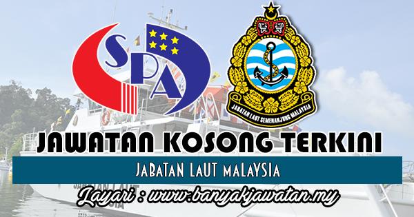 Jawatan Kosong 2017 di Jabatan Laut Malaysia