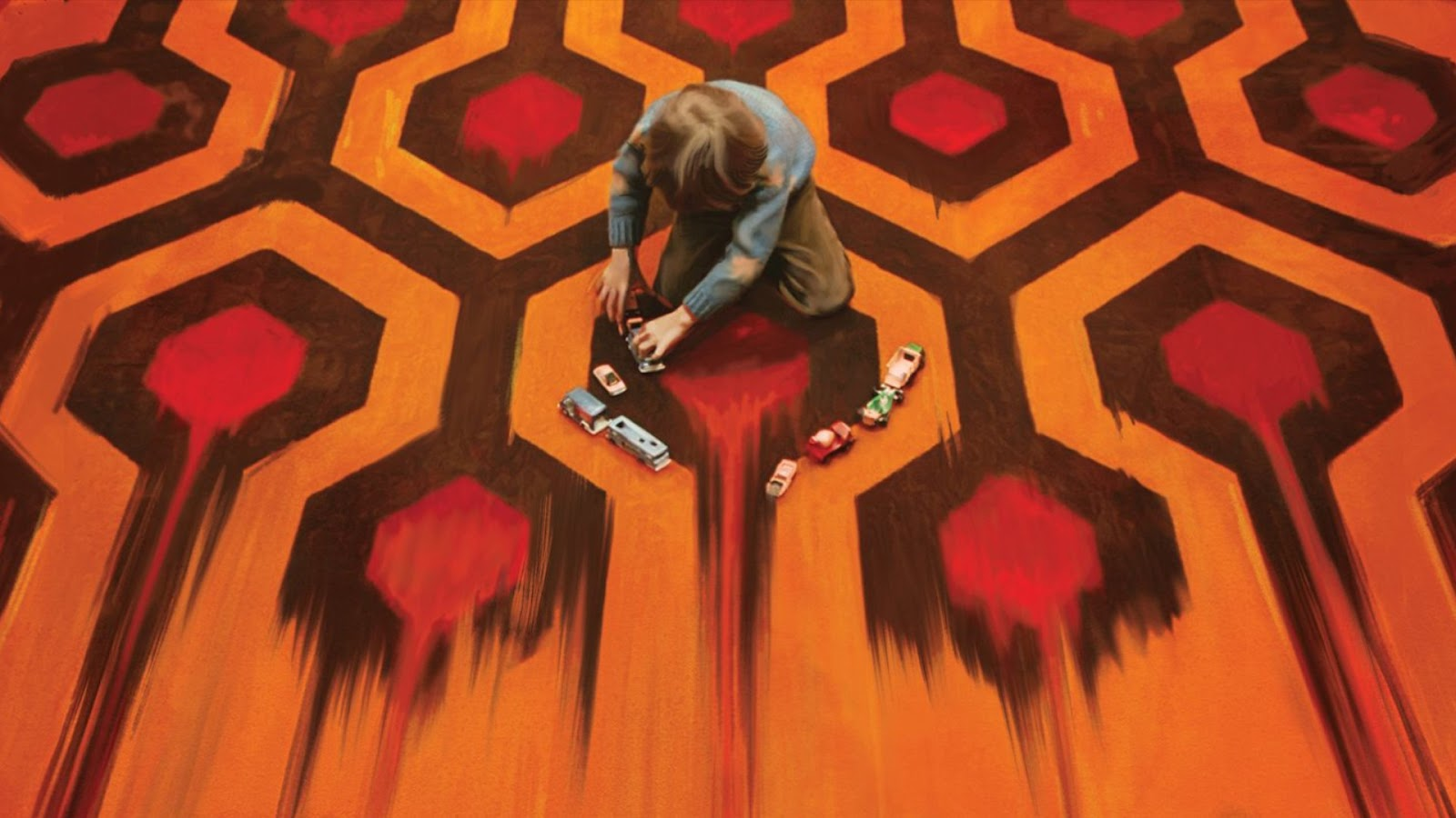 Board Game News Collider The Shining Board Game Stepen King Stanley Kubrick