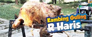 harga kambing guling garut