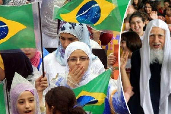 ব্রাজিলে প্রতিদিন গড়ে ৬ জন ইসলাম গ্রহণ করছেন বাড়ছে মসজিদ- মুসলমানের সংখ্যা