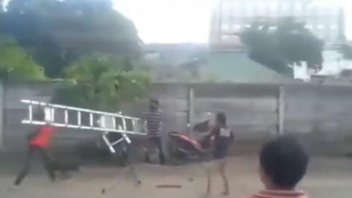Seperti Film, Pencuri Ini Tetap Kebal dan Tak Alami Luka Sedikitpun Usai Diamuk Warga Gegara Mencuri di Kebun Anggota TNI