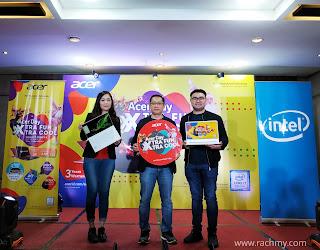Leny Ng,Herbert Ang, Michael Christian