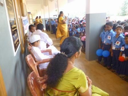 St John's L P School Palavayal: CHILDREN'S DAY WELCOME