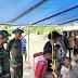 Satgas TNI Yonif 403 Semarakkan Kegiatan Orang Muda Katolik di Perbatasan