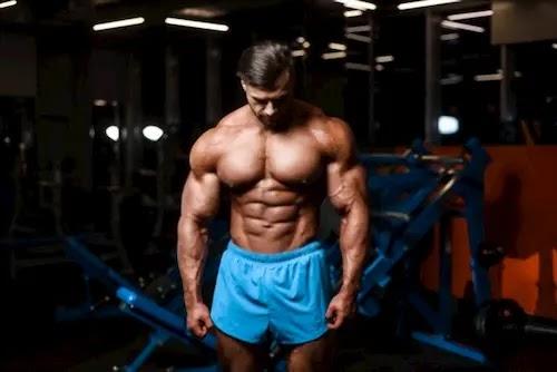 بناء العضلات للنحاف في أسرع وقت