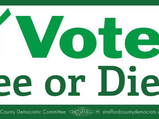 Thank Democrats-Vote Free Or Die Bumper Stickers-Buy Now!