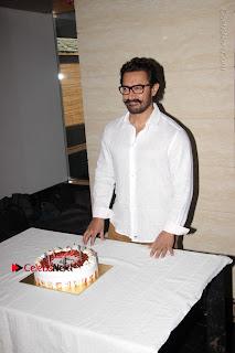 Bollywood Actor Aamir Khan Birthday Party Celetion Stills  0005.JPG