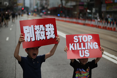 STOP killing Hong Kong People