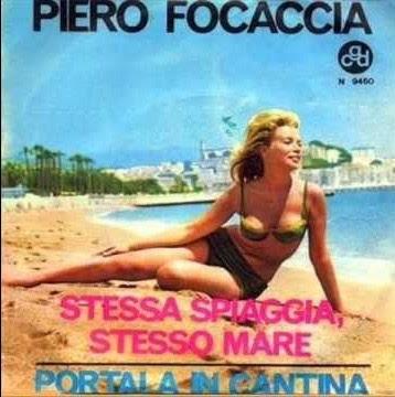 Album cover for Stesso spiaggia, stesso mare