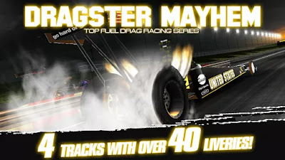 Download Game Android Dragster Mayhem - Top Fuel Sim. APK(Original & MOD)