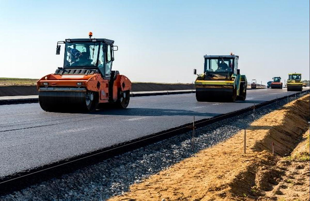 15 lakh crore road construction target in next two years