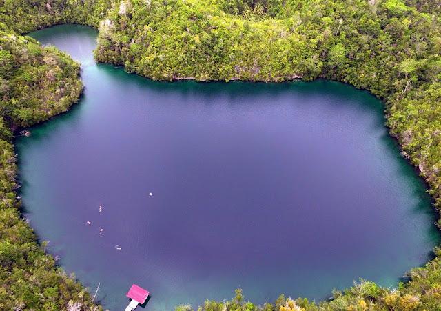 Danau Ubur-ubur Mariona