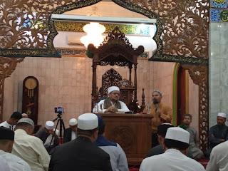 Beramal Dengan Madzhab Syafi'i