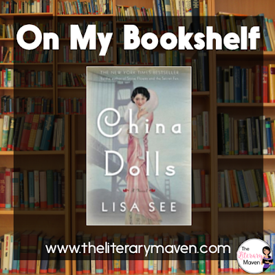 In China Dolls by Lisa See, three young Asian women meet while auditioning at a San Francisco nightclub and quickly become friends despite their differences. But the bombing of Pearl Harbor and the start of World War II will change everything. Read on for more of my review and ideas for classroom application.