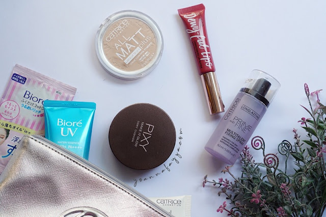 makeup praktis untuk travelling