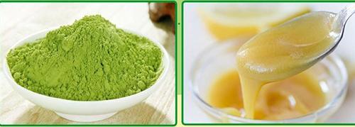 Trị nám, trắng da cực hiệu quả với mặt nạ trà xanh