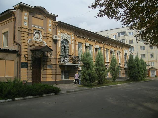 Будинок фабриканта Рабиновича (Кременчук) © Oleh Kushch, CC-BY-SA-4.0