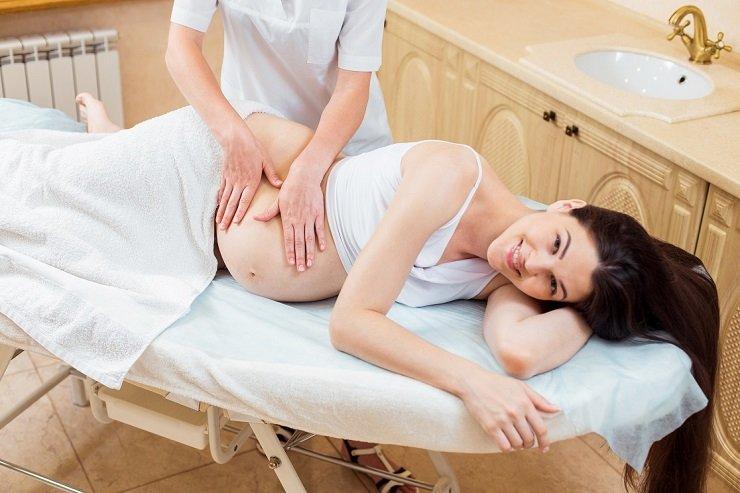 Pijat Prenatal Untuk Ibu Hamil