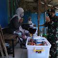Aksi Perintah Presiden, Panglima TNI Sidak Gudang Obat di Banten