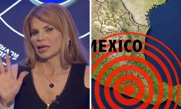 Terremoto en México, martes 13 y más: las terribles visiones de Mhoni Vidente