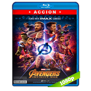 Avengers: Infinity War (2018) Full HD 1080p Audio Dual Latino-Ingles