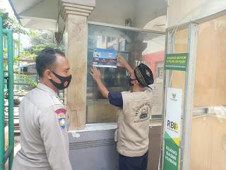Subsatgas Aman Nusa II Ditbinmas Polda Metro Jaya Gelar Sosialisasi di Tiga Titik