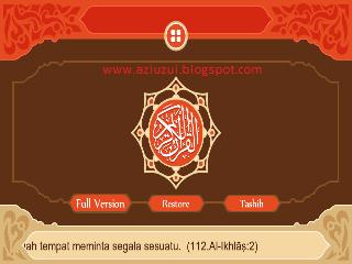 Aplikasi Al-Qur'an Android