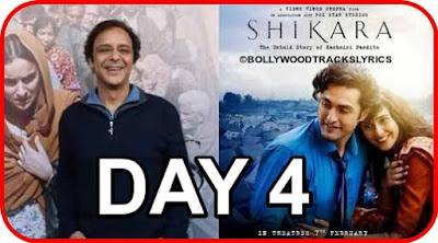 Shikara-Box-Office-Collection-Day-4