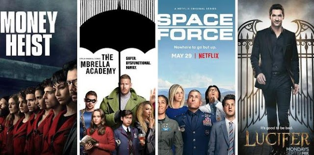 List of Netflix Most Popular Shows in 2020