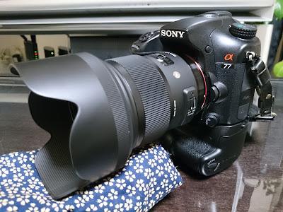【BLOG】SIGMA 50mm F1.4 DG HSM Art