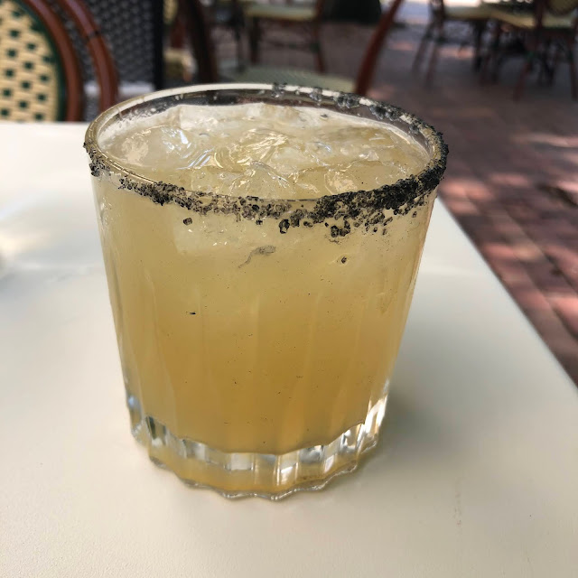 Mesa Urbana's margaritas are the perfect summer cool down drink!