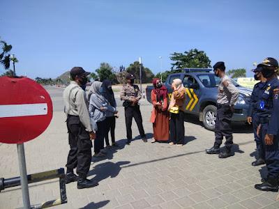 Pengunjung Wisata KEK Mandalika Diminta Patuhi Protokol Kesehatan
