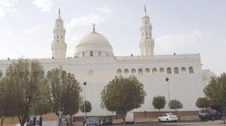 قصص قصيرة عن مسجد القبلتين