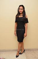 South Actress Amulya in short black dress at Kalamandir Foundation 7th anniversary Celebrations ~  Actress Galleries 007.JPG