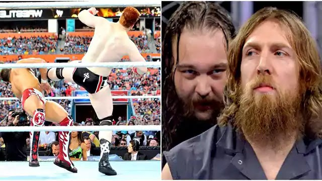 8 stuff that don't make sense about the career of Daniel Bryan