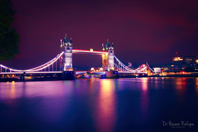 Photo: Tower Bridge at Night