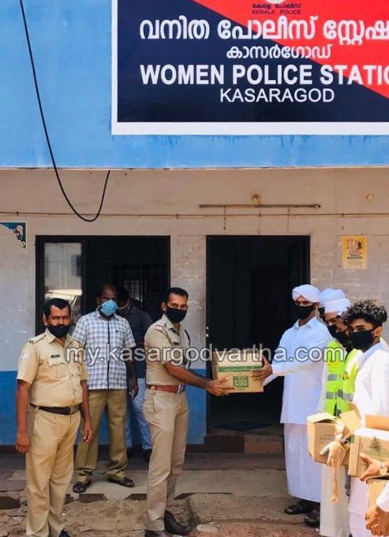 Kerala, News, sys distributed food kit