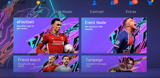 PES Mobile 2021 Patch V5.4.0 Download For Android