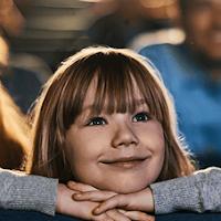 """Dziecko w kinie - za bilety w promocji Banku Millennium """"Zabierz rodzinę do kina"""""""