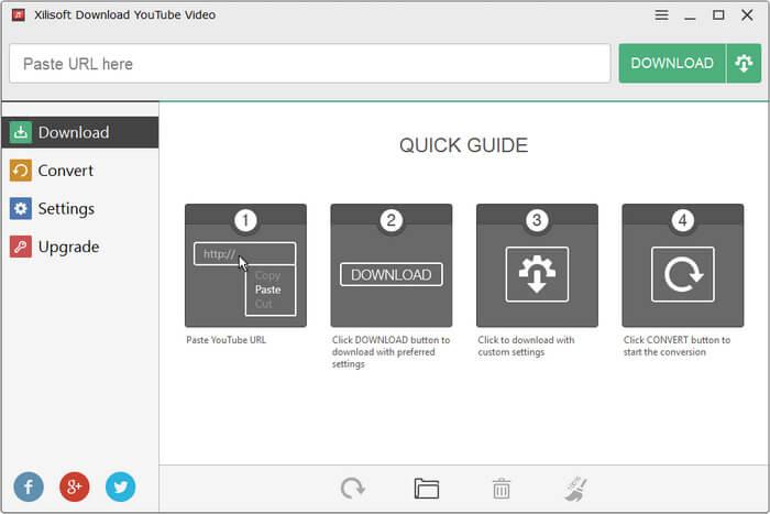 93db3371a8c Xilisoft Download YouTube Video - Δωρεάν πρόγραμμα για να κατεβάζεις ...