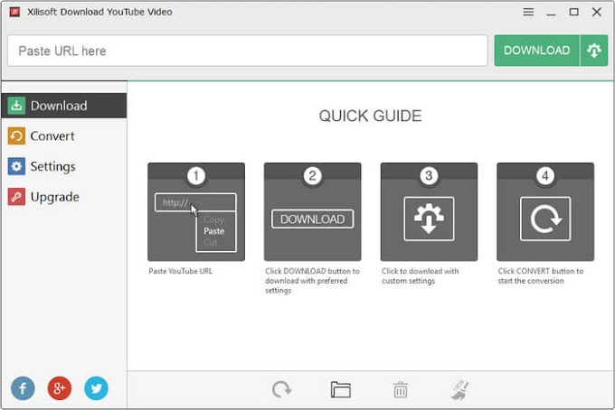 Xilisoft Download YouTube Video  - Δωρεάν πρόγραμμα για να κατεβάζεις βίντεο
