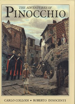 The Adventures of Pinocchio by Carlo Collodi