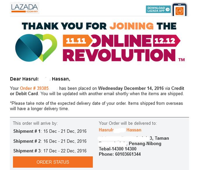 Berjaya Shopping Harga Diskaun Online Revolution