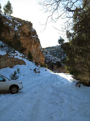 clima, Beceite, nieve, frío, nevada, está nevando, Beseit, neu, tosquera, camino al parrizal