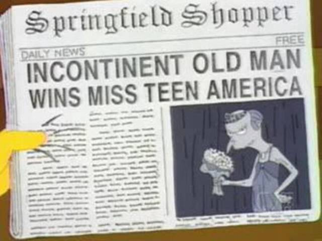 "Amusing News Headlines From ""The Simpsons"" That Are Pretty Witty (31 Pics)"