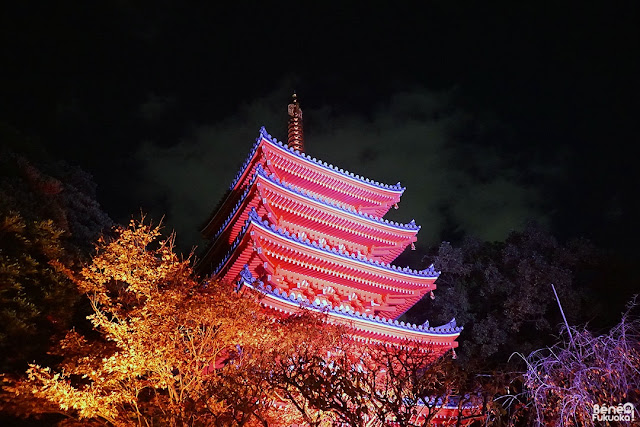 Tocho-ji temple, Fukuoka