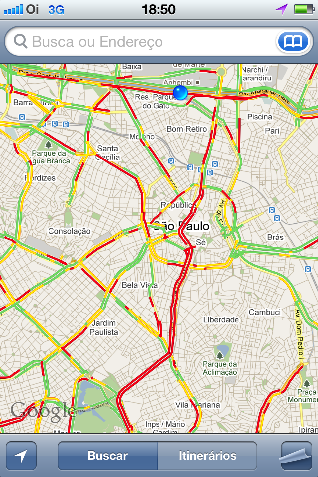 Extreme Traffic Congestion In Sao Paulo Discovering Sao Paulo