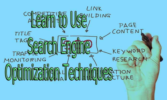 Learn to Use, Search Engine, Optimization Techniques