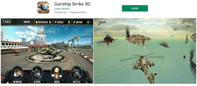 game perang hd offline android