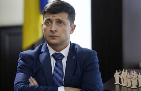 Zelenszkij Putyin után elment panaszkodni a francia elnöknek is